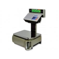 Весы торговые Digi SM-5100EV Ethernet до 30 кг, с печатью этикетки