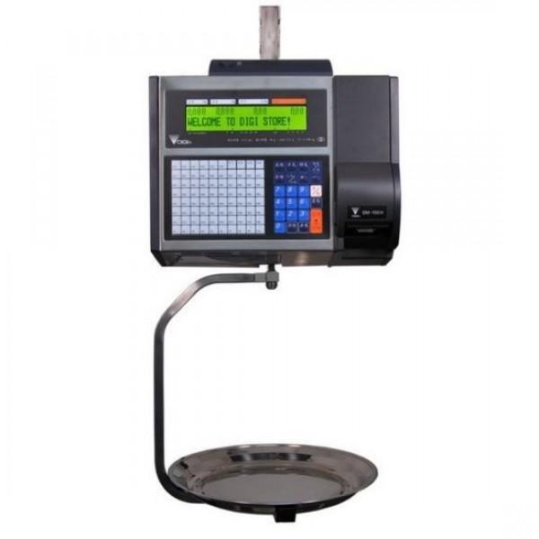 Весы торговые Digi SM-5100CS H Ethernet до 6 кг, с печатью этикетки