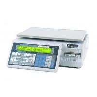 Весы торговые Digi SM500 МК4 B Ethernet до 6 кг, с печатью этикетки
