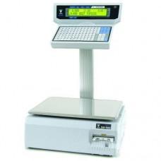 Весы торговые Digi SM500 МК4 EV Ethernet до 30 кг, с печатью этикетки