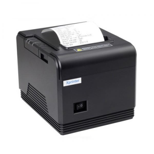 Принтер чеков Xprinter XP-Q800 с автообрезчиком
