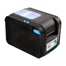Принтер этикеток и чеков Xprinter XP-370B (USB+RS-232+Ethernet)