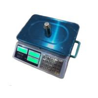 Весы торговые ПРОК-ВТ-823-В до 40 кг, дискретность 2 г, 250х350 мм