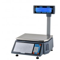 Весы самообслуживания Rongta RLS1000 до 6/15 кг, 355х280 мм, с печатью чеков