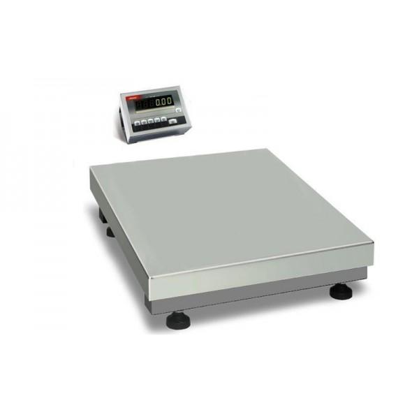 Платформенные весы с одним датчиком и без стойки BDU150-0808 стандарт 800х800 мм