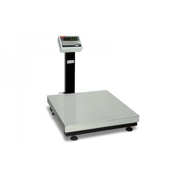 Платформенные весы на одном тензодатчике со стойкой BDU600C-0607 стандарт 600х700 мм
