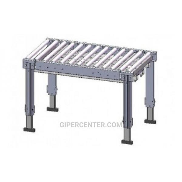 Платформенные однодатчиковые весы для транспортной ленты BDU60-0405 Р элит 400х566 мм (до 60 кг)