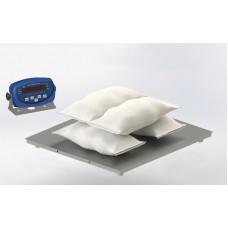 Низкопрофильные весы до 1500 кг 4BDU1500-1212 бюджет 1250х1250 мм