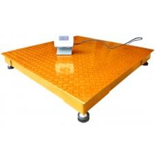 Весы платформенные ЗЕВС Эконом ВПЕ-4-1215 НПВ=2000 кг