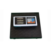Весы товарные Олимп TCS-102-B (400х500 мм, 300 кг)