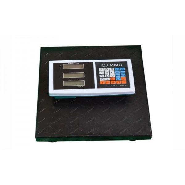 Весы товарные TCS-102-С (450х600 мм, 300 кг)