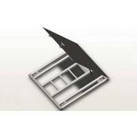 Весы платформенные с откидной платформой 4BDU600-1212 элит лифт 1250х1250 мм (до 600 кг)