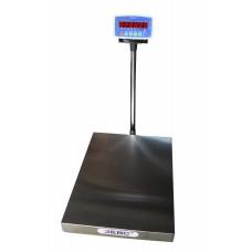 Весы товарные ЗЕВС А12Е до 600 кг, 600х800 мм