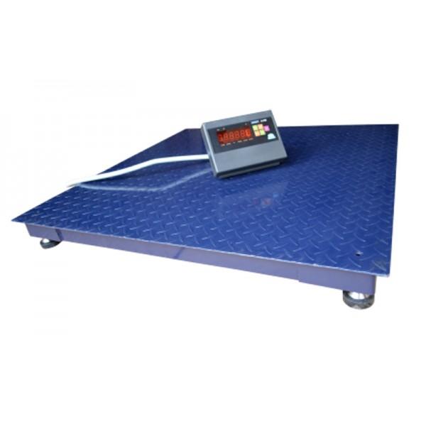 Весы платформенные ЗЕВС Стандарт ВПЕ-4-1212 НПВ=5000 кг