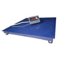 Весы платформенные ЗЕВС Стандарт ВПЕ-4-1215 НПВ=500 кг