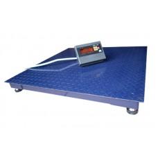 Весы платформенные ЗЕВС Стандарт ВПЕ-4-1212 НПВ=1000 кг