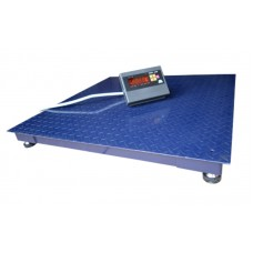 Весы платформенные ЗЕВС Стандарт ВПЕ-4-1515 НПВ=500 кг