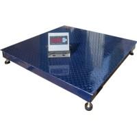 Весы платформенные ЗЕВС Премиум ВПЕ-4-1212 НПВ=5000 кг