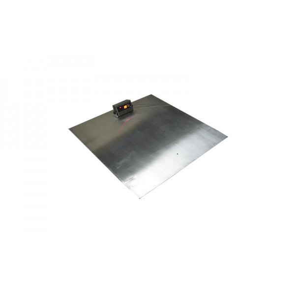 Весы платформенные ЗЕВС НЖ ВПЕ-4-1010 НПВ=2000 кг