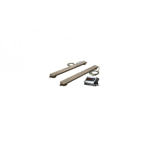 Балочные электронные весы для склада ЗЕВС ВПЕ-4 А12ЕSS (1200х120 мм) НПВ: 500кг