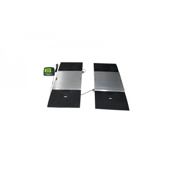 Автомобильные подкладные весы ЗЕВС-АВТО Rinstrum R420 700х430х30 мм; (max.нагрузка на ось 30т)