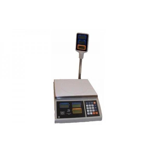Весы торговые ВТЕ-Центровес-6Т2-ДВ-(ЖК) до 6 кг