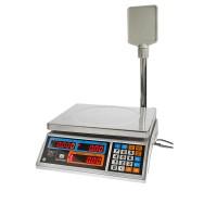 Весы торговые ВТЕ-Центровес-15Т2-ДВ-(СВ) до 15 кг