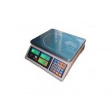 Весы торговые ВТЕ-Центровес-6Т1-ДВ-(ЖК) до 6 кг