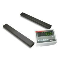 Реечные весы для крупногабаритных грузов 4BDU1500Р практичные 140х1200 мм (до 1500 кг)