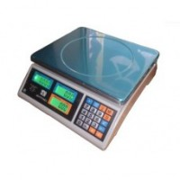 Весы торговые ВТЕ-Центровес-30Т1-ДВ-(ЖК) до 30 кг