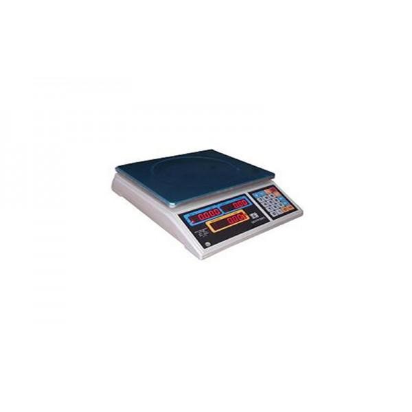 Весы торговые ВТЕ-Центровес-6Т1-ДВ-(СВ) до 6 кг, без стойки