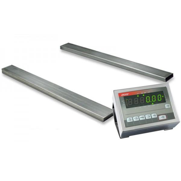 Реечные весы складские на 1500 кг 4BDU1500Р элит 140х1200 мм