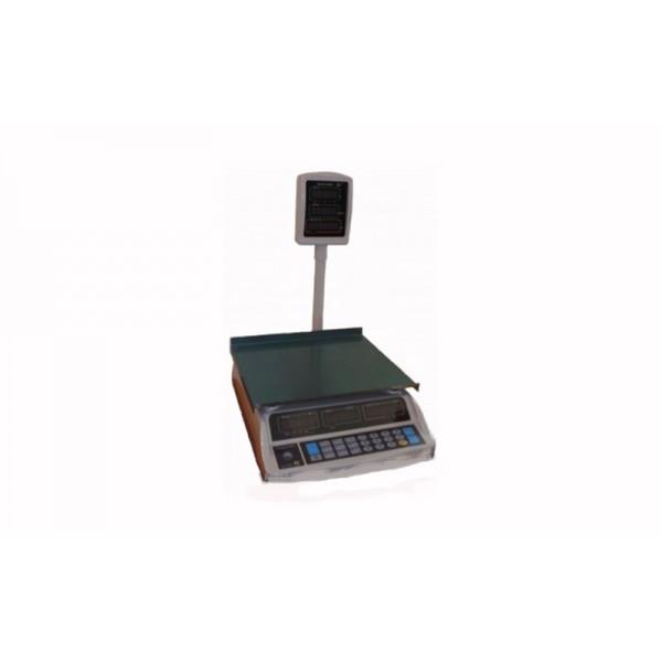 Весы торговые ВТЕ-Центровес-15-Т2 до 15 кг, со стойкой