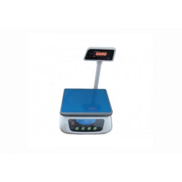 Электронные фасовочные весы со стойкой ВТЕ-Центровес-30-Т3Н до 30кг, (230х260 мм)