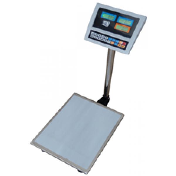 Весы товарные ВПЕ-Центровес-405-150-ДВ до 150 кг