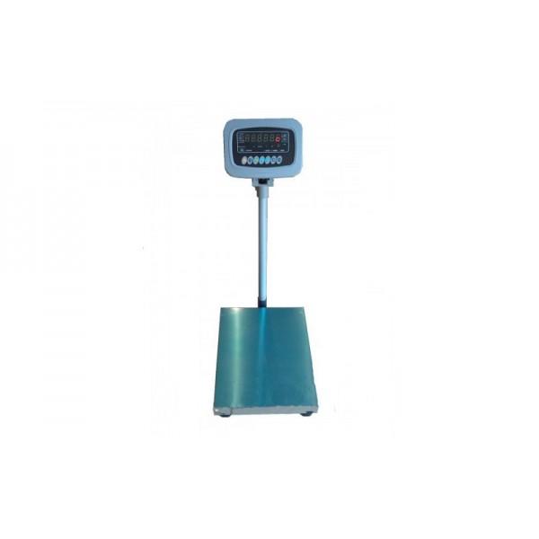 Товарные электронные весы со стойкой ВПЕ-Центровес-405-60; (400х500 мм)