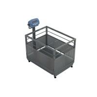 Весы для свиней и поросят BDU150C-0608X бюджет (до 150 кг)