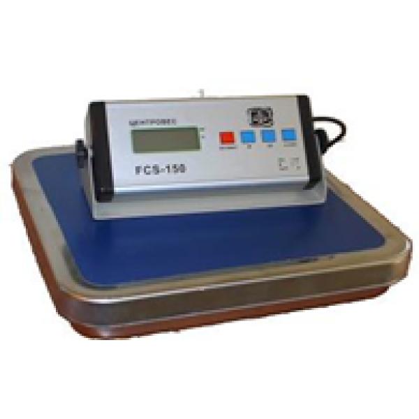Весы товарные портативные FCS-30 до 30 кг