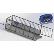 Весы для свиней AXIS 4BDU 300X-0615 Бюджет до 300 кг