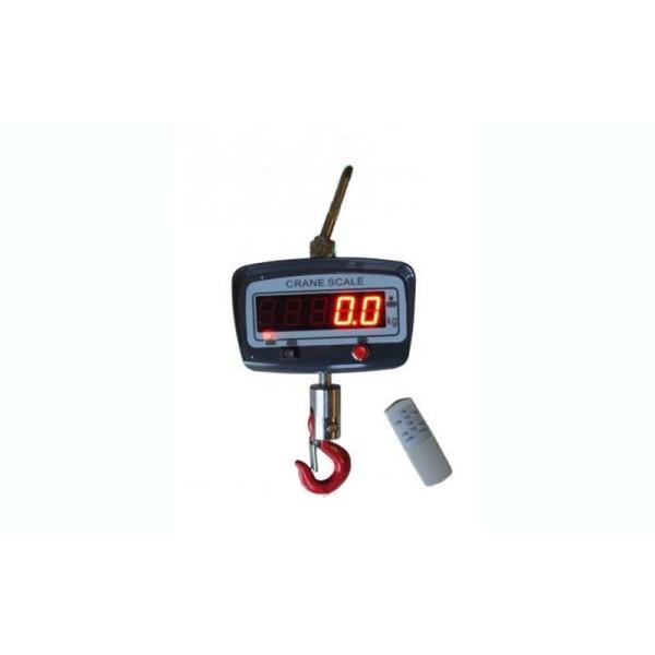 Крановые весы с индикацией на корпусе OCS-A-1000 до 1 тонны