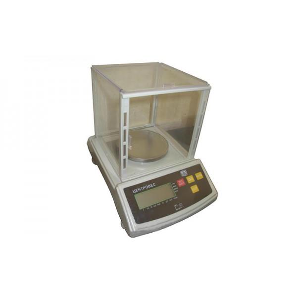 Лабораторные весы 4-го класса точности FEH-200 до 200 г; (d=0.01 г)