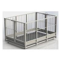 Весы для взвешивания животных до 3000 кг, с платформой 2500x3500 мм, 4BDU-3000X ПРАКТИЧНЫЕ
