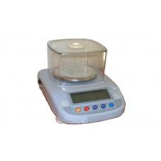 Электронные лабораторные весы  4-го класса точности ВЕ-300-2 до 300 г, точность 0,01 г