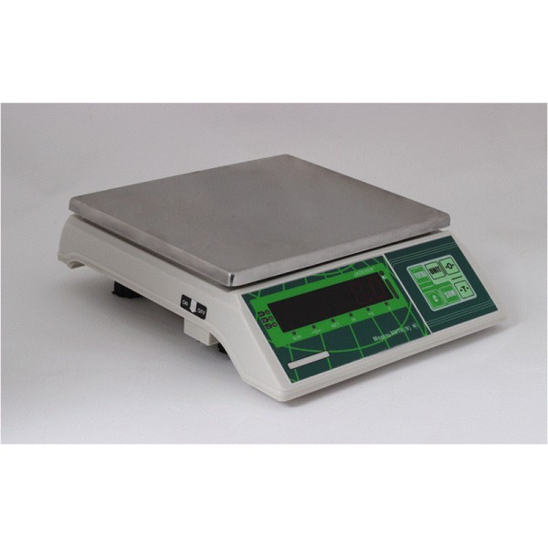 Весы технические электронные Jadever NWTH-6K (c) до 6 кг, точность 1 г
