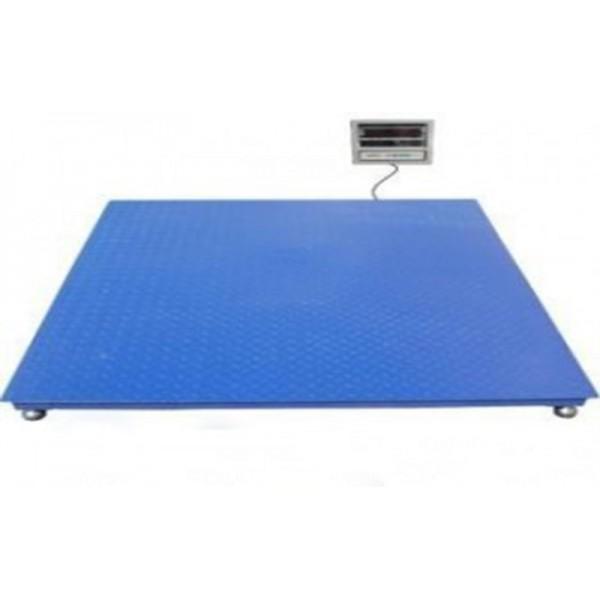 Весы платформенные ВПЕ-центровес-1010-2-Э до 2000 кг, 1000х1000 мм