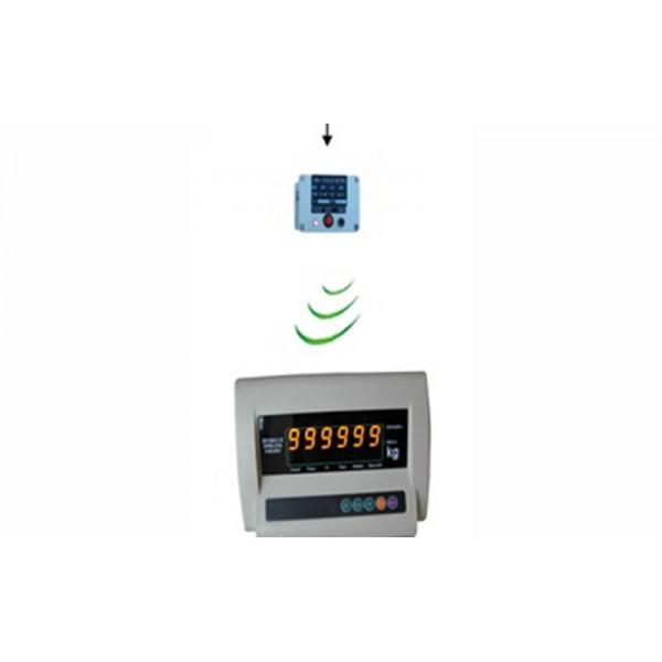 Подключения радиоканала на все весы серии ВПЕ-Центровес до 30 м