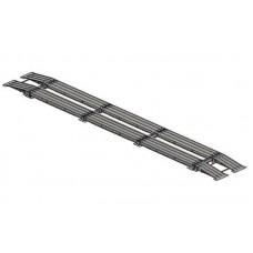 Весы автомобильные безфундаментные Axis 80-22 К (12 датчиков) до 80 тонн, премиум