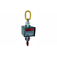 Крановые малогабаритные весы Век-0,2М до 200 кг с точностью 100 г (да 160 мм)