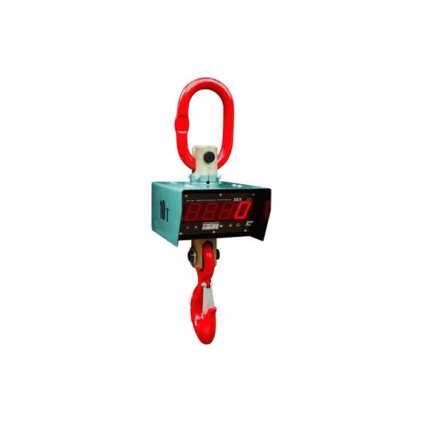 Двухдиапазонные уличные крановые весы Век-10Д до 10 т  (690 мм)