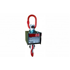 Уличные крановые весы  Век-3М до 3 т с точностью 1000 г (180 мм) с радиомодулями РМ-03 и РМ-05
